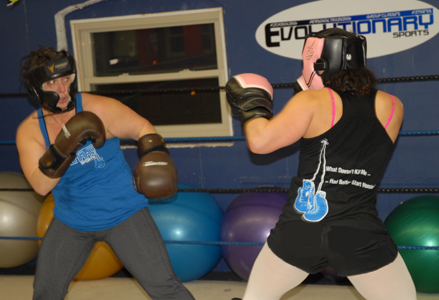 Evolutionary Sports - One-month of Spinning, Kickboxing or Boot Camp